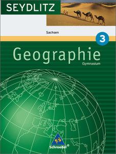 Seydlitz Geographie 3. 7. Schuljahr. Gymnasium. Schülerband. Sac