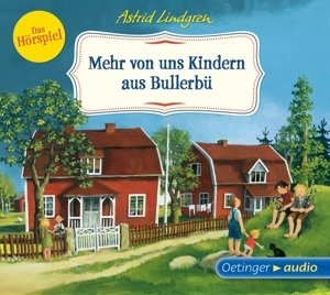 Mehr von uns Kindern aus Bullerbü - Das Hörspiel (CD)