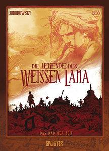 Die Legende des Weißen Lama 01