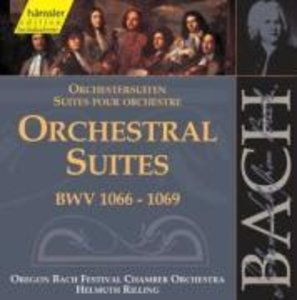 Orchestersuiten BWV 1066-1069