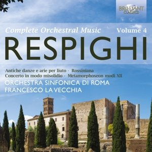 Complete Orchestral Music Vol.4