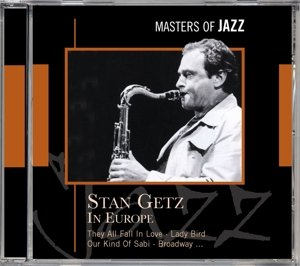 Stan Getz-Masters Of Jazz