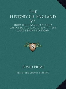 The History Of England V7