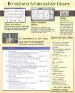 eMedia Gitarren Fortgeschritten. CD-ROM
