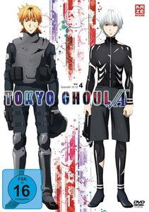 Tokyo Ghoul Root A (2. Staffel) - DVD 4