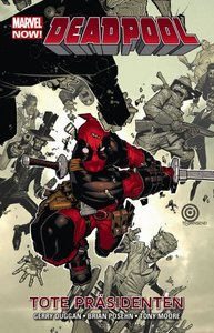 Deadpool 01 - Marvel Now!
