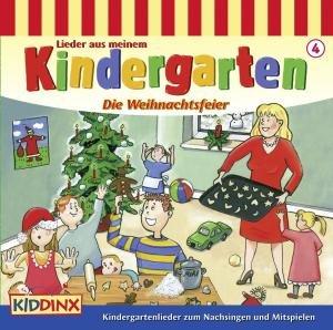 Lieder Kiga Weihnachtsfeier
