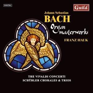 Bach Orgelwerke