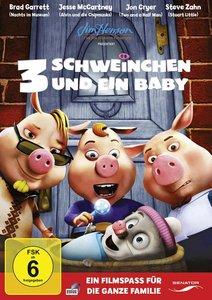 Unstable Fables - 3 Schweinchen und ein Baby