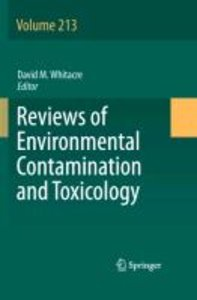 Reviews of Environmental Contamination and Toxicology Volume 213
