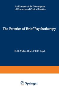 The Frontier of Brief Psychotherapy