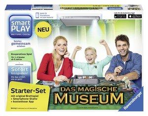 Ravensburger 26804 - smartplay: Starterset magisches Museum