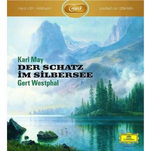 Karl May: Der Schatz Im Silbersee (MP3)