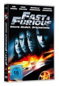Fast & Furious - Neues Modell. Originalteile.
