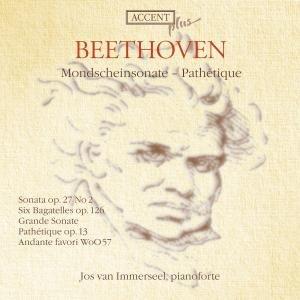 Klaviersonaten op.13 & op.27 2/Bagatellen