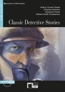 Classic Detective Stories. Buch + Audio-CD