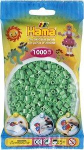 Hama 207-11 - Perlen hellgrün, 1000 Stück