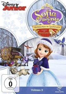 Sofia die Erste - Weihnachten im Zauberreich