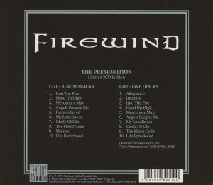 The Premonition (Limited MFTM 2013 Edition)