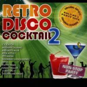 Retro Disco Cocktail 2