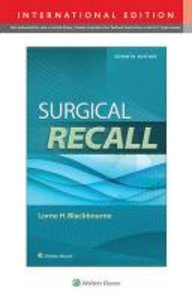 Surgical Recall. International Edition