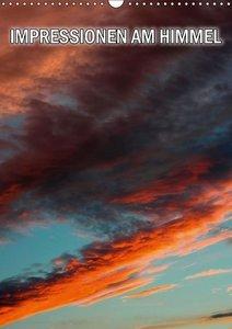 Impressionen am Himmel (Wandkalender 2016 DIN A3 hoch)