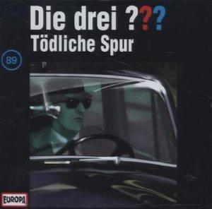 Die drei ??? 089. Tödliche Spur. (drei Fragezeichen). CD