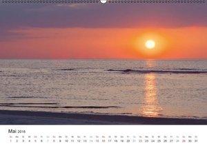 Impressionen der Nordseeinsel Amrum (Wandkalender 2016 DIN A2 qu