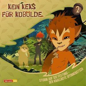 Kein Keks für Kobolde 02: Sturm auf die Festung / Knallroter Spi