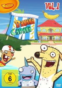 Banana Cabana Vol.1 (Folge 1-7)