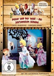 Augsburger Puppenkiste: Peter und der Wolf & Die zertanzten Schu