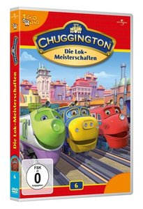 Chuggington Vol.6: Die Lok-Meisterschaft