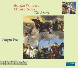 Musica Nova-Die Motetten