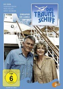 Das Traumschiff - Singapur & Sri Lanka