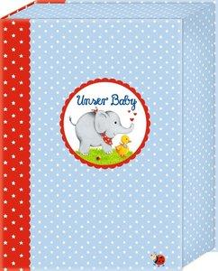 Erinnerungsbox - Unser Baby (BabyGlück)