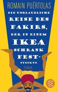 Die unglaubliche Reise des Fakirs, der in einem Ikea-Schrank fes
