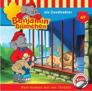 Benjamin Blümchen 069 ... als Zoodirektor