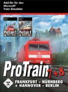 PROTRAIN 7 NÜRNBERG + 8 HANNOVER (PRO TRAIN)