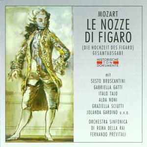 Mozart,W.A.-Le Nozze Di Figaro