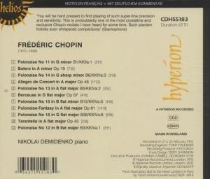 Demidenko spielt Chopin