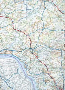 LVA SH 250 000 Topographische Gebietskarte