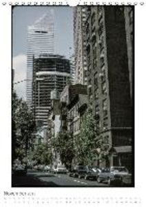 New York City - Vintage Views (Wall Calendar 2015 DIN A4 Portrai