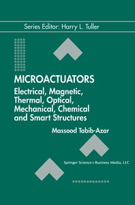 Microactuators