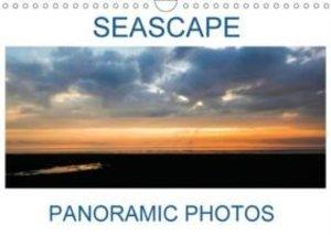 Seascape panoramic photos (Wall Calendar 2015 DIN A4 Landscape)
