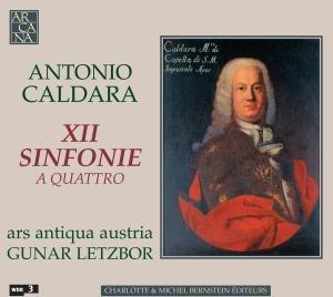 XII Sinfonie A Quattro