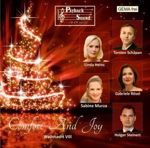 Comfort & Joy-Gemafreie Weihnachtsmusik