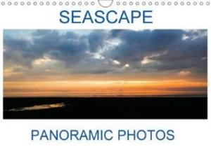 Seascape panoramic photos (Wall Calendar 2015 DIN A4 Landscape)