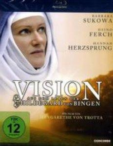 Vision-Aus dem Leben der Hildegard von (Blu-ray)