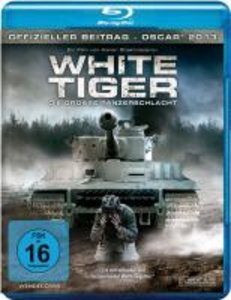 White Tiger-Blu-ray Disc