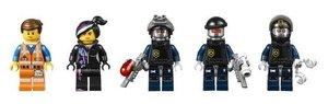 LEGO® Lego Movie 70808 - Superbike Verfolgungsrennen